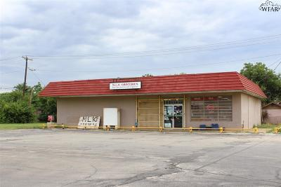Commercial For Sale: 701 N Martin Luther King Jr Blv