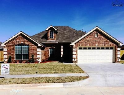 Wichita County Single Family Home For Sale: 5115 Reyes Street
