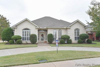 Wichita County Single Family Home Active W/Option Contract: 5412 Starwood Avenue