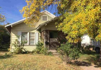 Wichita Falls Single Family Home For Sale: 2006 Joline Street