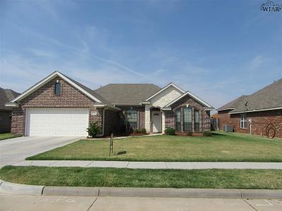 Wichita County Rental For Rent: 5006 Southfork Drive
