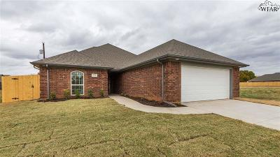 Wichita Falls Single Family Home For Sale: 322 Mariners Way