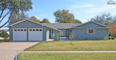 Burkburnett Single Family Home For Sale: 911 Easy Street