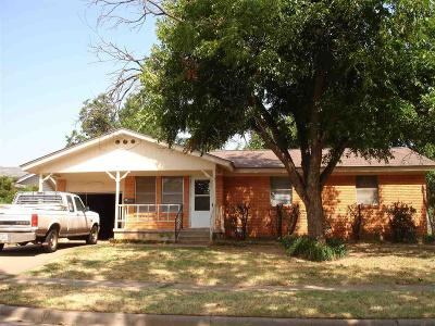 Wichita Falls TX Rental For Rent: $800