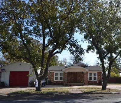 Single Family Home For Sale: 504 S Center Street