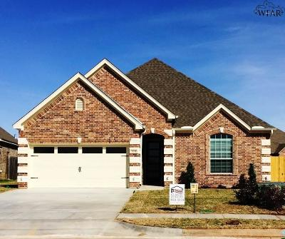 Wichita County Single Family Home For Sale: 5604 Ross Creek Lane