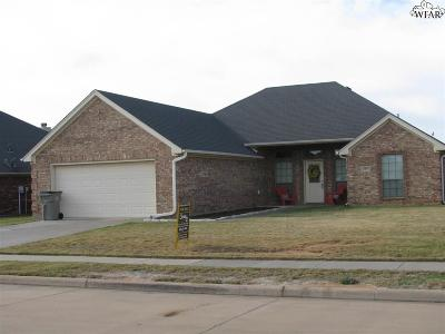 Wichita Falls Single Family Home For Sale: 4814 Eagles Landing