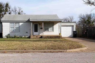 Wichita Falls Single Family Home For Sale: 4803 Spiser Lane