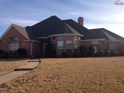 Single Family Home Active W/Option Contract: 1108 Oriole Lane
