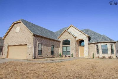 Wichita Falls Single Family Home For Sale: 5 Jasmine Court