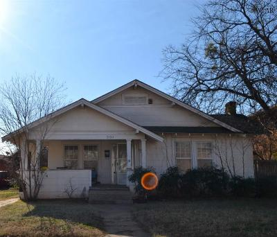 Single Family Home For Sale: 2133 Avenue G