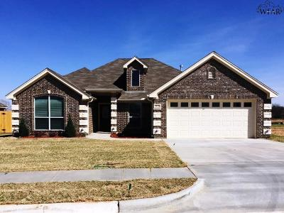 Wichita County Single Family Home For Sale: 5113 Reyes Street