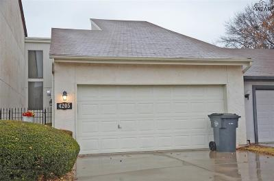 Wichita Falls Single Family Home For Sale: 4205 Seabury Drive