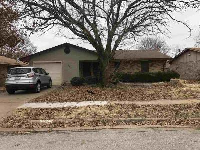 Wichita Falls Single Family Home For Sale: 227 Glasgow Drive