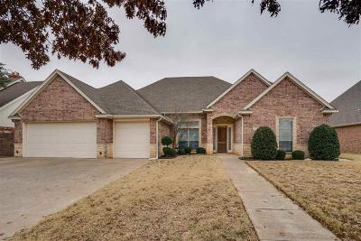 Wichita Falls Single Family Home For Sale: 9 Breezewood Court