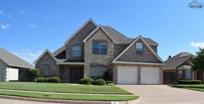 Wichita County Rental For Rent: 18 Liberty Court