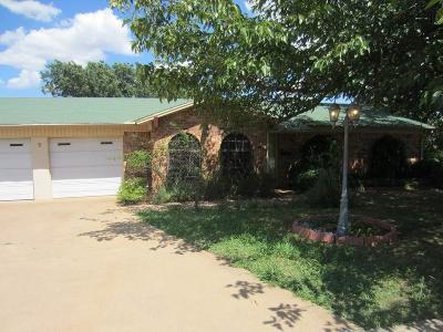 Wichita Falls Single Family Home Active W/Option Contract: 5 Lori Lane