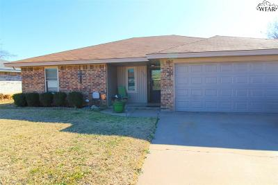 Single Family Home Active W/Option Contract: 4319 Edgehill