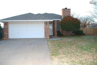 Wichita County Rental For Rent: 9 Tumbleweed Court