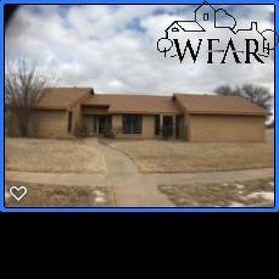 Wichita Falls Single Family Home For Sale: 2216 Hunters Glen