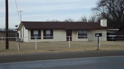 Single Family Home Active W/Option Contract: 7321 State Highway 79 North