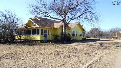 Iowa Park Single Family Home For Sale: 1110 N Pacific Avenue