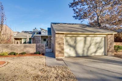 Wichita Falls Single Family Home For Sale: 4125 Picasso Drive