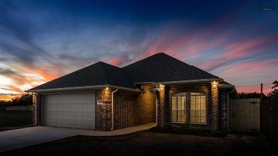 Wichita Falls Single Family Home For Sale: 312 Mariners Way