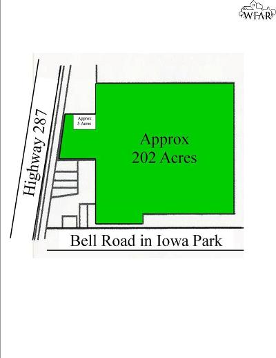 Iowa Park Residential Lots & Land Active W/Option Contract: E Hwy 287