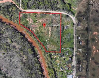 Wichita Falls Residential Lots & Land For Sale: 1216 River Road