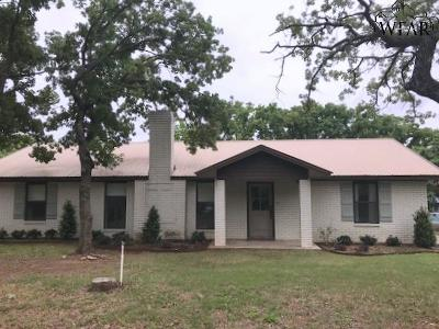 Single Family Home For Sale: 2309 Casino Road