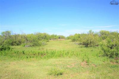 Wichita Falls Residential Lots & Land For Sale: 300 Ac Fm 171