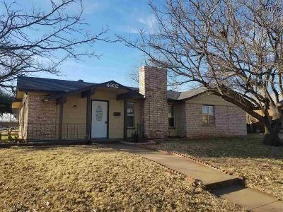 Wichita Falls Single Family Home For Sale: 4602 Priscilla Lane
