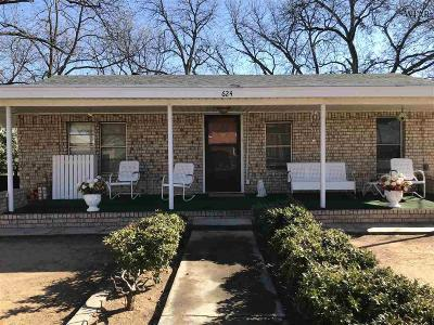 Burkburnett Multi Family Home For Sale: 624 Harwell Street