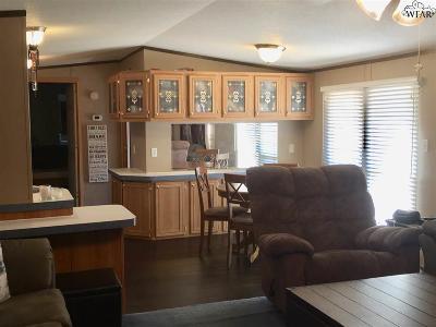 Burkburnett Single Family Home For Sale: 1301 Tyler Lane