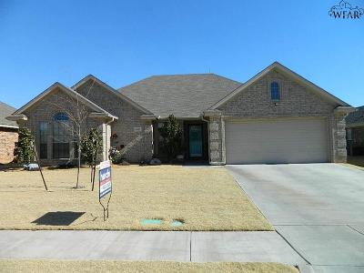 Wichita Falls TX Single Family Home Sold: $214,900