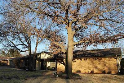 Burkburnett Single Family Home For Sale: 1435 Cardinal Lane