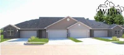 Wichita County Rental For Rent: 3437 Arrowhead Drive