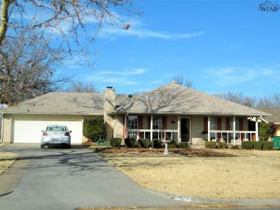 Burkburnett Single Family Home For Sale: 517 Charlotte Avenue