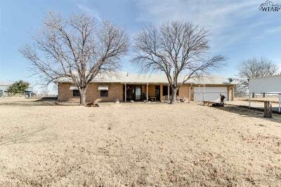 Clay County Single Family Home Active W/Option Contract: 523 Homestead Lane