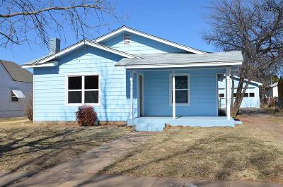 Wichita Falls Single Family Home For Sale: 3104 York Street