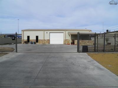 Wichita Falls Single Family Home For Sale: 1506 McGregor Avenue
