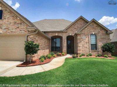 Wichita County Single Family Home For Sale: 4921 Lantana Drive