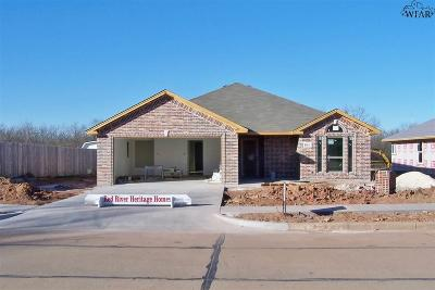 Wichita Falls TX Single Family Home For Sale: $159,900