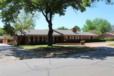 Burkburnett Single Family Home For Sale: 905 Tejas Drive