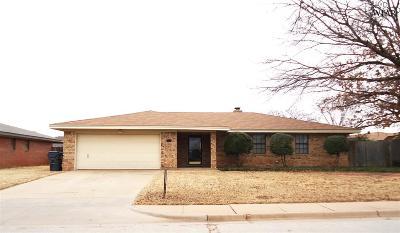 Wichita Falls TX Single Family Home For Sale: $125,000