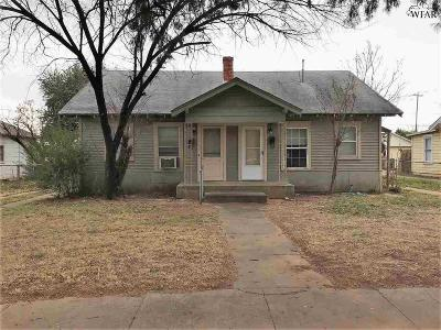 Wichita County Multi Family Home For Sale: 1907 Keeler Avenue