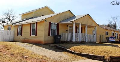Wichita Falls Single Family Home For Sale: 905 Marconi Street