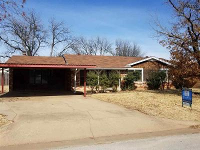 Wichita Falls Single Family Home For Sale: 4610 Sherry Lane