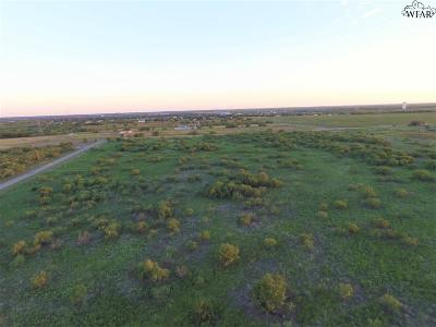 Wichita Falls Residential Lots & Land For Sale: 4212 City View Drive
